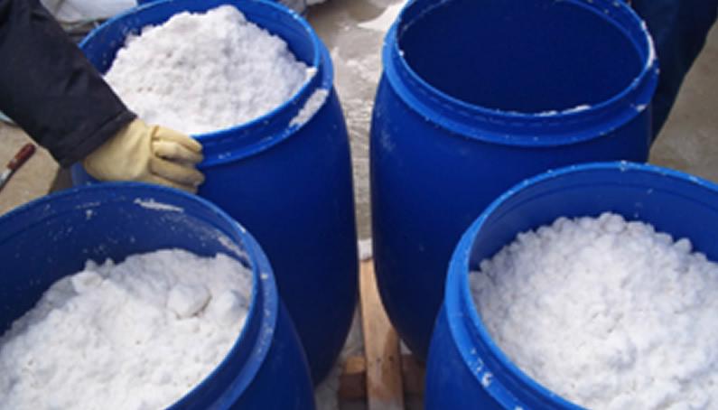 Superconcentrador para la minimización de residuos industriales