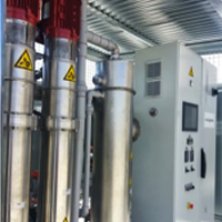 Bio reactor de Membrana Cerámica