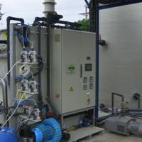 Bio reactor de Membrana Sumergida